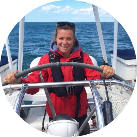 Meet Imogen Nash – Skipper